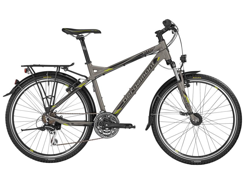 Bergamont Vitox ATB Gent - lava grey / black / lime (matt) - 56cm - Bergamont Vitox ATB Gent - lava grey / black / lime (ma