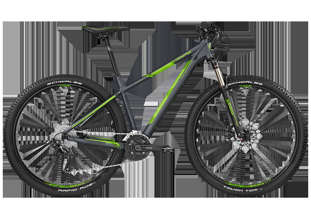Bergamont BGM Bike Revox 6.0 - grey/lime (matt/shiny) - XL - Bergamont BGM Bike Revox 6.0 - grey/lime (matt/shiny) -