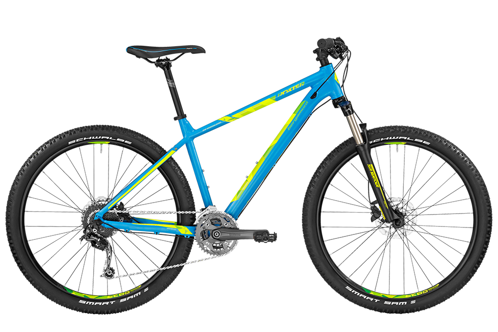 Bergamont BGM Bike Roxter 5.0 - cyan/neon yellow (matt) - XL - Bergamont BGM Bike Roxter 5.0 - cyan/neon yellow (matt)