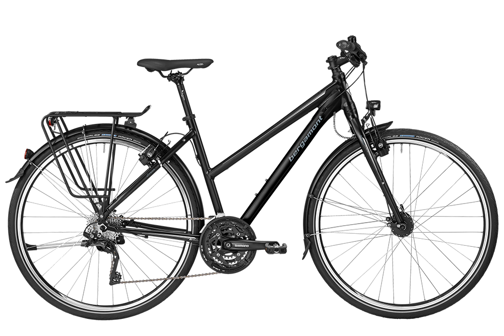 Bergamont BGM Bike Vitess 7.0 Lady - black/grey (matt) - 44 cm - Bergamont BGM Bike Vitess 7.0 Lady - black/grey (matt)