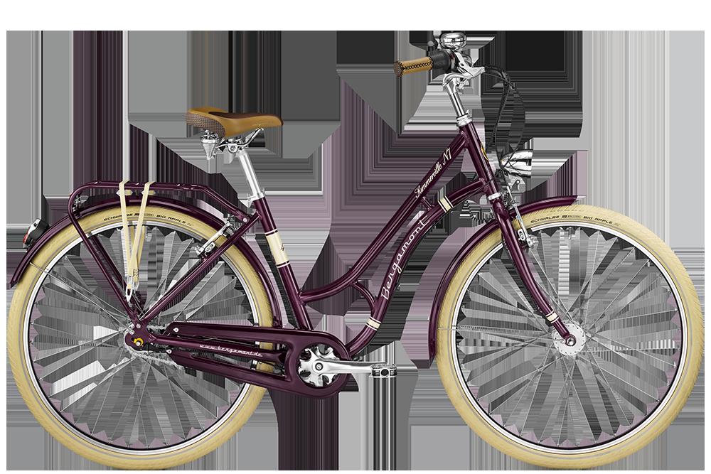 Bergamont BGM Bike Summerville N7 CB C2 - blackberry (shiny) - 52 cm - Bergamont BGM Bike Summerville N7 CB C2 - blackberry (s