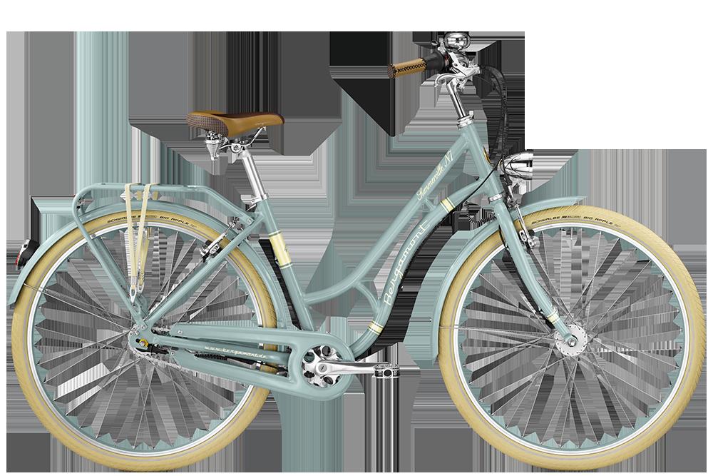 Bergamont BGM Bike Summerville N7 CB C3 - ice blue (shiny) - 48 cm - Bergamont BGM Bike Summerville N7 CB C3 - ice blue (shi