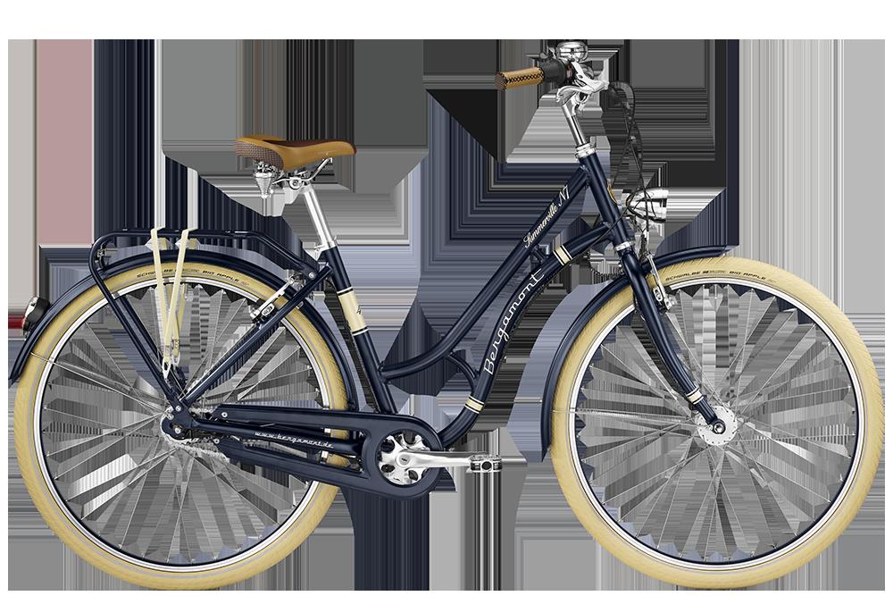 Bergamont BGM Bike Summerville N7 CB C4 - dark blue (matt) - 48 cm - Bergamont BGM Bike Summerville N7 CB C4 - dark blue (ma