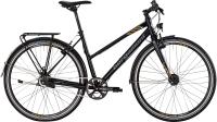 Bergamont Sweep N8 EQ lady - Black / Gold / Grey (Matt) - 56cm - Fahrradladen in Berlin » Fahrrad-Krause.de