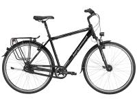 Bergamont Horizon N8 Gent - black / anthracite / silver (shiny) - 48cm - Fahrradladen in Berlin » Fahrrad-Krause.de