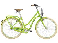 Bergamont Summerville N7 - green - apple green / cream white (shiny) - 52cm - Fahrradladen in Berlin » Fahrrad-Krause.de