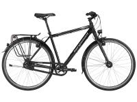 Bergamont Vitess N8 Gent - raven black / anthracite / silver (matt) - 52cm - Fahrradladen in Berlin » Fahrrad-Krause.de