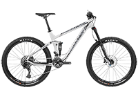 Bergamont BGM Bike Trailster 7.0 - light grey/black (matt) - M - Mile-Multisport