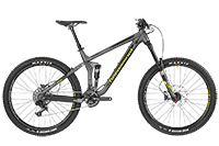 Bergamont BGM Bike EnCore 8.0 - grey/black/lime (matt/shiny) - M - Mile-Multisport