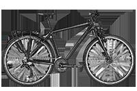Bergamont BGM Bike Vitess 7.0 Gent - black/grey (matt) - 48 cm - Fahrradladen in Berlin » Fahrrad-Krause.de