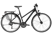 Bergamont BGM Bike Vitess 7.0 Lady - black/grey (matt) - 48 cm - Fahrradladen in Berlin » Fahrrad-Krause.de