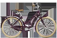 Bergamont BGM Bike Summerville N7 CB 26 C2 - blackberry (shiny) - 44 cm - Fahrradladen in Berlin » Fahrrad-Krause.de