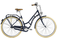 Bergamont BGM Bike Summerville N7 CB C4 - dark blue (matt) - 48 cm - Fahrradladen in Berlin » Fahrrad-Krause.de