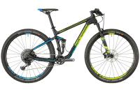 Bergamont Fastlane Team - black/neon yellow/cyan (matt) - L - Zweirad Homann