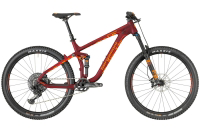 Bergamont Trailster Elite - bordeaux red/orange - M - Zweirad Homann