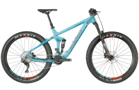 Bergamont Trailster 8.0 Plus - coral blue/petrol/red (matt) - XL - Zweirad Homann