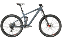 Bergamont Trailster 7.0 - steelblue/black/red (matt/shiny) - M - Zweirad Homann
