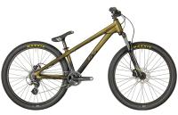 Bergamont Kiez 040 8-speed - gold-black gradient/black (matt) - L - Zweirad Homann