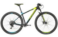 Bergamont Revox Sport - black/ neon yellow/cyan (matt) - L - Zweirad Homann