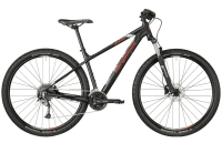 Bergamont Revox 4.0 - black/silver/red (matt) - L9 - Zweirad Homann