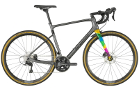 Bergamont Grandurance Elite - dark silver/black (shiny) - 49 cm - Zweirad Homann