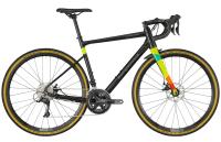 Bergamont Grandurance 5.0 - black/grey/lime (matt/shiny) - 49 cm - Zweirad Homann