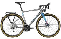 Bergamont Grandurance RD 7.0 - chrome/turquoise (shiny/matt) - 49 cm - Zweirad Homann
