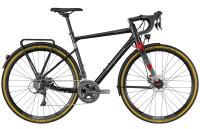 Bergamont Grandurance RD 5.0 - black/dark silver (matt) - 49 cm - Zweirad Homann