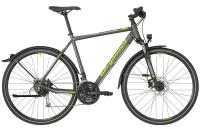 Bergamont Helix 6.0 EQ Gent - dark silver/green/grey (matt) - 56 cm - Zweirad Homann