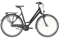 Bergamont Horizon N7 FH Amsterdam - black/grey (matt) - 44 cm - Zweirad Homann