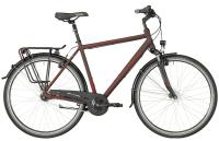 Bergamont Horizon N7 CB Gent - black red/dark red (matt) - 48 cm - Zweirad Homann