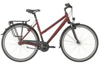 Bergamont Horizon N7 CB Lady - dark red/dark red/black (matt) - 44 cm - Zweirad Homann