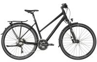 Bergamont Horizon 9.0 Lady - black/black/dark grey (matt/shiny) - 44 cm - Zweirad Homann