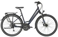 Bergamont Horizon 6.0 Amsterdam - black blue/blue/grey (matt) - 44 cm - Zweirad Homann