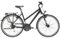 Bergamont Horizon 5.0 Lady - black/grey (matt) - 44 cm - Zweirad Homann