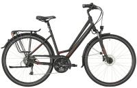 Bergamont Horizon 4.0 Amsterdam - black/red/grey (matt) - 44 cm - Zweirad Homann
