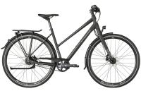 Bergamont Vitess N8 Belt Lady - black/dark silver (matt) - 44 cm - Zweirad Homann