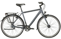 Bergamont Vitess N8 FH Gent - grey/dark grey/black (matt)  - 48 cm - Zweirad Homann