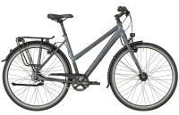 Bergamont Vitess N8 FH Lady - grey/dark grey/black (matt)  - 44 cm - Zweirad Homann