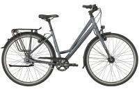 Bergamont Vitess N8 FH Amsterdam - grey/dark grey/black (matt)  - 44 cm - Zweirad Homann