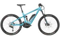 Bergamont E-Trailster 8.0 - coral blue/petrol/red (matt) - L - Zweirad Homann