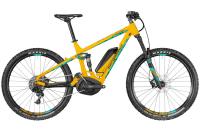 Bergamont E-Trailster 7.0 - melon yellow/petrol (matt) - L - Zweirad Homann