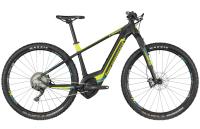 Bergamont E-Revox Ultra - black/neon yellow/cyan (matt) - L - Zweirad Homann