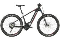 Bergamont E-Revox Elite Plus - black/silver/red (matt) - L - Zweirad Homann