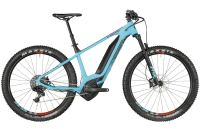 Bergamont E-Revox 8.0 Plus - coral blue/black/red (matt) - L - Zweirad Homann
