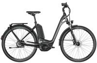 Bergamont E-Ville N330 - black/dark silver (matt/shiny) - 48 cm - Zweirad Homann