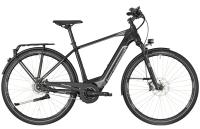 Bergamont E-Horizon Ultra Gent - black/dark silver/chrome (matt/shiny) - 48 cm - Zweirad Homann