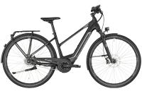Bergamont E-Horizon Ultra Lady - black/dark silver/chrome (matt/shiny) - 44 cm - Zweirad Homann