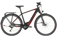 Bergamont E-Horizon Elite Gent - black/red (matt) - 48 cm - Zweirad Homann