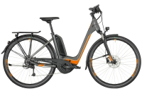Bergamont E-Horizon 6.0 Wave - grey/orange/silver (matt) - 44 cm - Zweirad Homann
